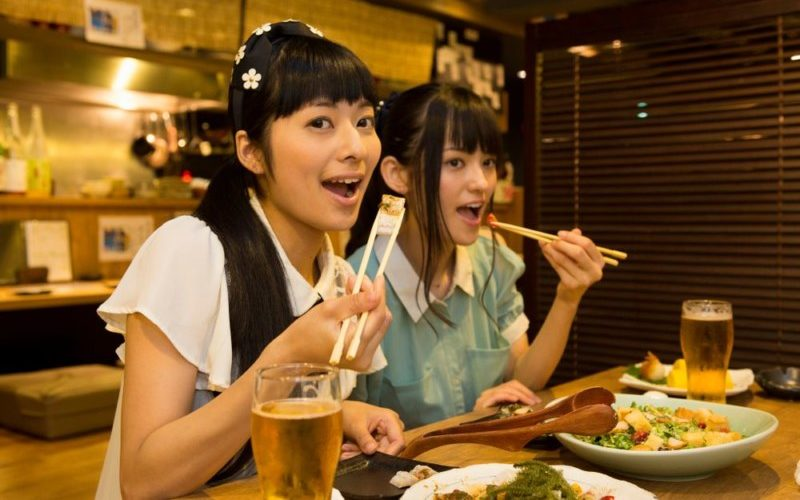 年下の日本人女性