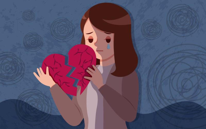 追いかける恋愛に失敗