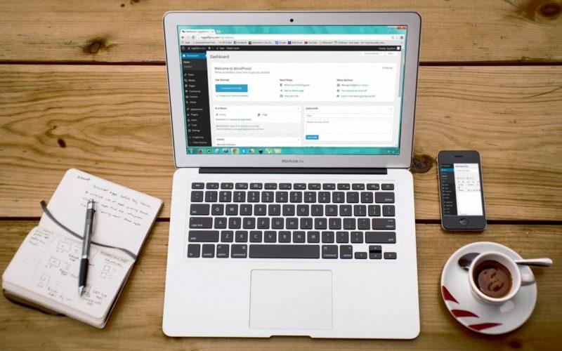 ブログとパソコン