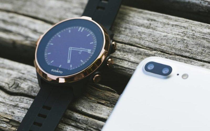 時計と携帯